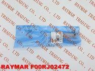 China Válvula común F00RJ02472 del inyector del carril de BOSCH para 0445120182, 0445120183, 0445120289 compañía