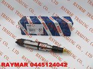 China Inyector de combustible común del carril de BOSCH 0445124007, 0445124042 para DEUTZ 04909358, 04915316 compañía