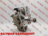 China Surtidor de gasolina común del carril de BOSCH 0445020007, 0445020175 para Cummins 4897040, 4898921, IVECO 5801382396, CASO 84385110 compañía
