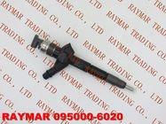 DENSO Fuel injector 095000-6020,095000-6024 for NISSAN X-Trail 2.2L 16600-ES60A, 16600-ES60B, 16600-ES60C, 16600-ES61C
