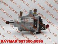 China Surtidor de gasolina común del carril de DENSO HP2 097300-0010, 097300-0090 para TOYOTA 1CD-FTV 22100-27010 compañía