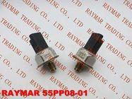 China SENSATA combustible sensor de presión del raíl 55PP08-01 compañía