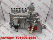 China bomba de inyección de combustible ZEXEL 101609-3650, F01G0V0002 para Cummins 4063208, KOMATSU 6738-71-1310, 6738711310, compañía