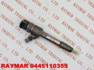 BOSCH Common rail injector 0445110355, 0445110509 for FAW CA4D 2.8L