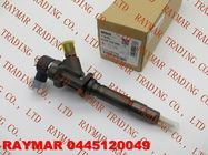 BOSCH Common rail fuel injector 0445120049 for MITSUBISHI Canter 4M50 4.9 ME223750, ME223002