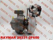 China Turbocompresor auténtico 53039700430 de BORGWARNER para HYUNDAI D4HB 28231-2F650 compañía
