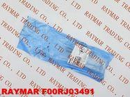 China Equipo común AUTÉNTICO F00RJ03491 de la revisión del inyector del carril de BOSCH para 0445120150, 0445120244, 13024966 compañía