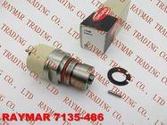 China Inyector electrónico auténtico de la unidad de DELPHI, actuador 7135-486 de EUI compañía