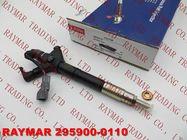 DENSO Genuine G2 piezo injector 295900-0110 for TOYOTA 23670-26020, 23670-26011, 23670-29105, 23670-0R040, 23670-0R041