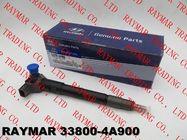 DENSO Genuine common rail fuel injector 295700-0140 for HYUNDAI Grand Starex H-1 D4CB Euro 6 33800-4A900