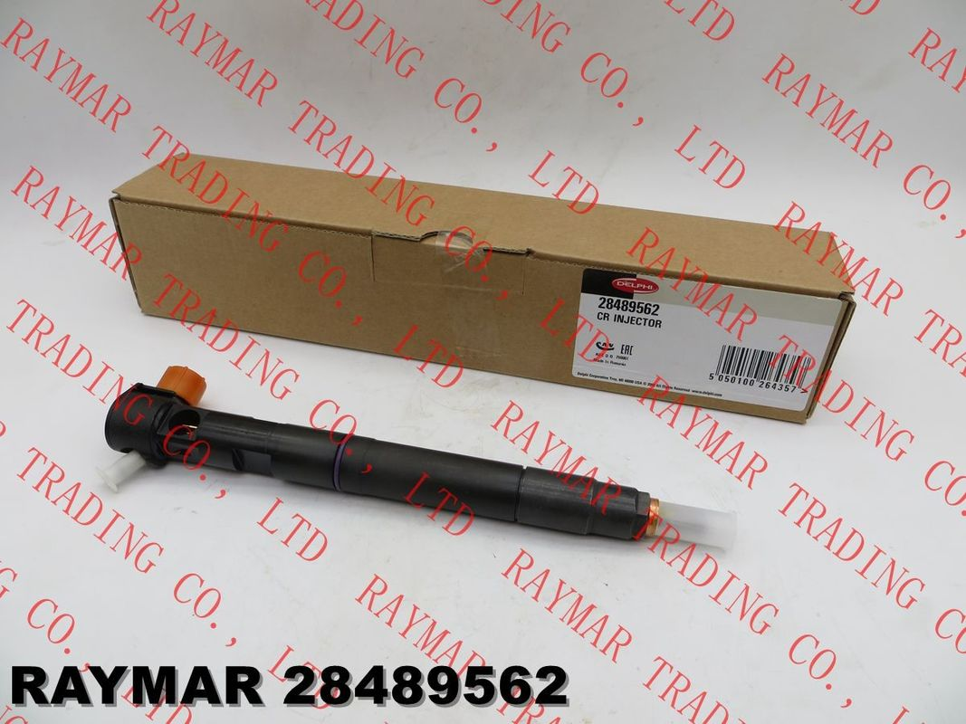 DELPHI Common rail injector 28264952, 28489562 for GM, CHEVROLET Captiva 2.0D 25183185, 25195088