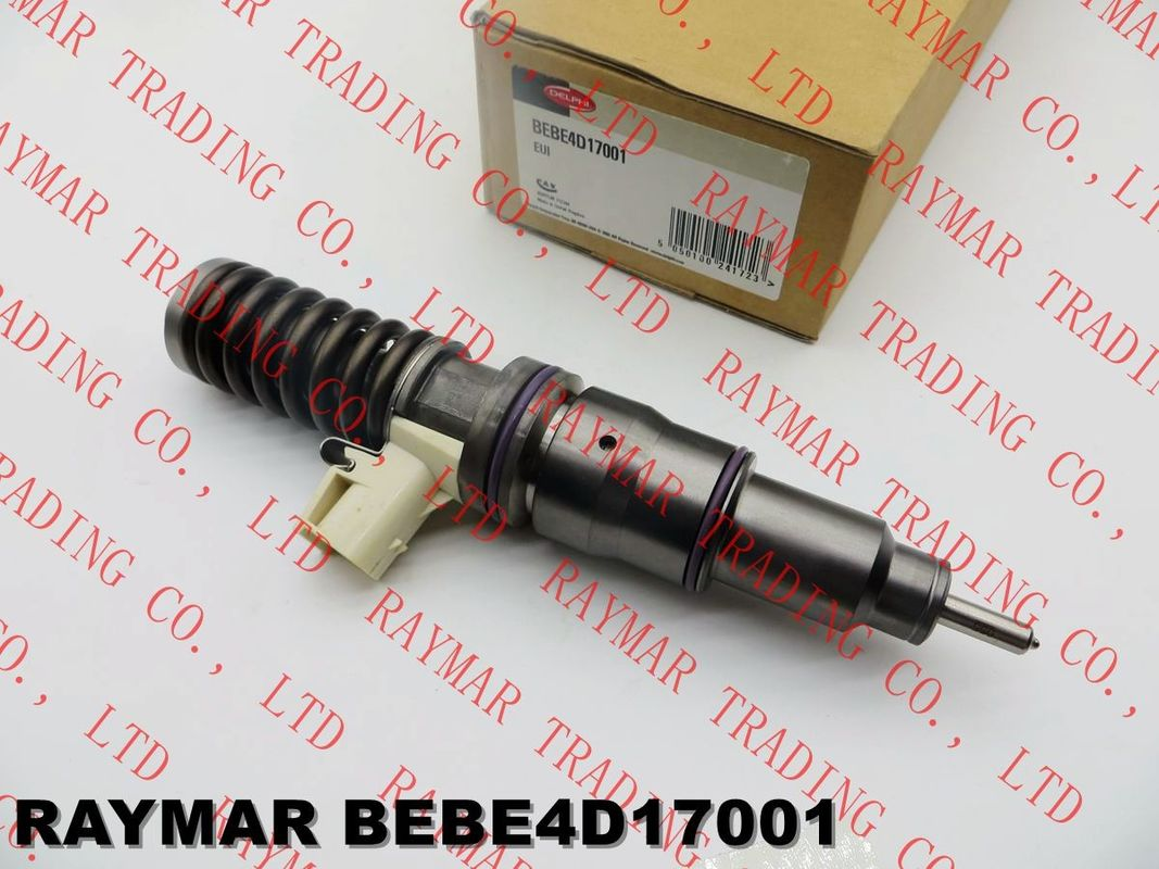 DELPHI Genuine unit fuel injector assy BEBE4D17001, BEBE4D05001 for NISSAN UD GE13 16650-00Z0B, 16650-00Z1B