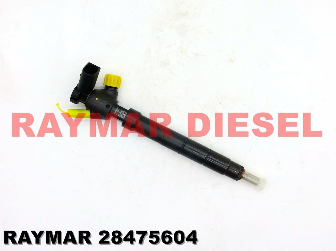 DELPHI Genuine common rail fuel injector assy 28475604, 28565337 for VOLKSWAGEN 03L130277AP